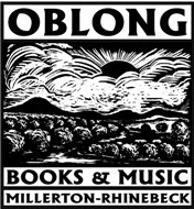 Oblong Books and Music Logo