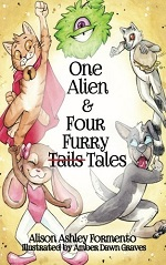 Formento One Alien and Four Furry Tales