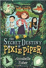 Fisher Secret Destiny Pixie Piper
